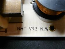 NEW Pair NHT VR3 complete passive crossover Network Pro Audio Audiophile sound