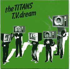 """TITANS TV Dream 7"""" supersnazz guitar wolf teengenerate 5678s jet boys trashwomen"""