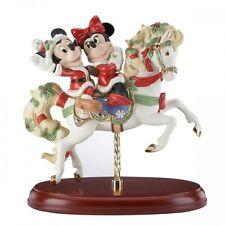 Lenox/Disney Mickey's Christmas Carousel Horse Figurine