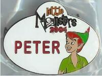 Disney DLR Cast Exclusive Little Monsters Peter Pan Pin