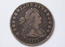 Draped Bust Half Dollar 1803 Large 3  Beautiful Reverse, Check it  Very Nice !..