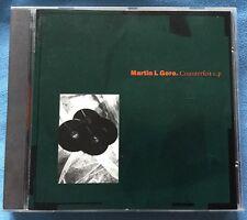 MARTIN GORE - 'COUNTERFEIT EP' CD - CDSTUMM67 - 1989