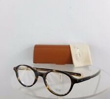 Brand New Authentic Oliver Peoples Rowan Eyeglasses COCO/SLB Tortoise Frame 46mm