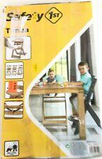 Safety 1st Hochstuhl Timba Mitwachsend, inkl. abnehmbares Tischchen, Holz