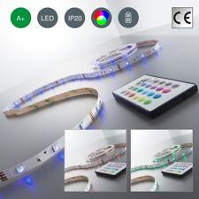 5m led band RGB Stripe Lumière-baguette, Tringle 5050 SMD Lumineux + Changement