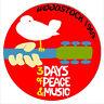 1969 Woodstock Peace Music Reproduction Nostalgic Metal Sign 24x24