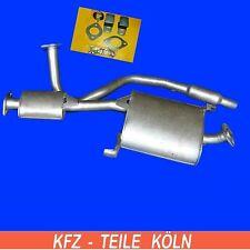 NISSAN  TERRANO 1  Ford Meverick- 2.7TD  Mittel + Endschalldämpfer WD21 / R20