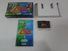 Zelda Kamigami No Triforce Nintendo Game Boy Advance Japan