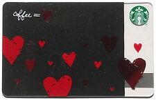 Starbucks Korea 2012 Valentine's Day Coffee = Love Card