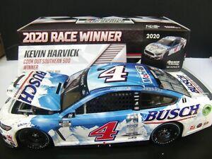 Kevin Harvick 2020 Busch Beer Darlington Throwback DARLINGTON WIN 1/24 NASCAR