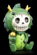Furry Bones Figur - Tatsu - Lustig Geschenk Skelett Fantasy Gothic Furrybones