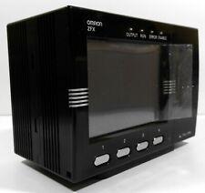 Omron Smart Sensor Amp Unit ZFX-C15 Built-in LCD Monitor