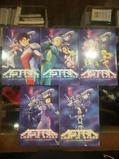 Astra Lost In Space Gn Manga Set Vol 1 2 3 4 5 / Sci Fi / By Kenta Shinohara