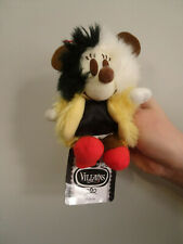 Mickey - Peluche Minnie en cruela villains SEGA walt disney 13 cm Import Japon
