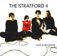 "(43) The Stratford 4 –""Love & Distortion""- U.S. Power pop/Space Rock-Jetset-New"