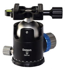 Demon DB-44 44mm Ball Head Arca / RRS Compatible w  Pan Lock for Tripod Desmond