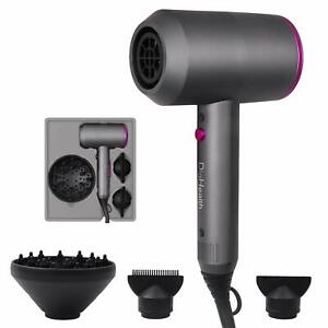 DigHealth Hair Dryer 1800W, Ionic Blow Dryer with Powerful AC Motor, Ceramic Tec