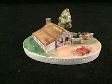 Sebastian Miniature Sml-469 Blacksmith Shop - Hudson 3717 Signed