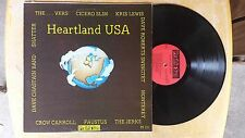 ROCK LP: HEARTLAND USA Midwest bands Cicero Slim Dave Chastain Jerks Faustus