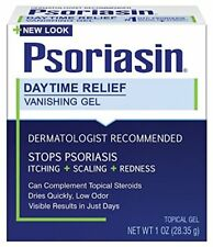 Psoriasin Multi-Symptom Psoriasis Relief Visibile Result In Days Gel 1 Oz
