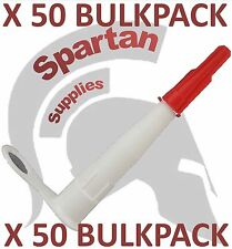 X50 Bulk Spare Resealable Std Fit Nozzles Sealable Cap silicone sealant adhesive