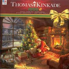 Thomas Kinkade 2018 Jigsaw Puzzle 3328-33 Santa's Special Delivery NIB