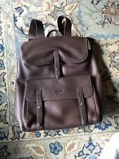 Tumi Leather Backpack New