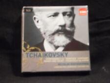 P.I. Tchaikovsky - Complete Symphonies / Rostropovich   5 CD-Box