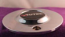 Autec Chrome Custom Wheel Center Cap Set of One (1)