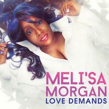Meli'sa Morgan - Love Demands [New CD]