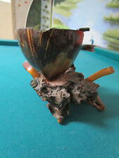 """NATURAL DRIFT WOOD LUSTER ASTRAY 5"""""""