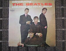 The Beatles Introducing The Beatles Vee Jay 1964 LP