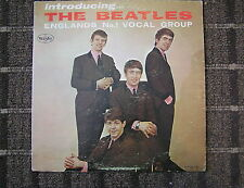 The Beatles - Introducing The Beatles - Vee Jay 1964 LP