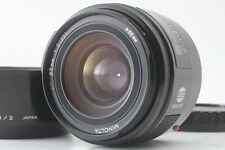 【Exc+5】 Minolta AF 28mm f/2 Wide Angle Prime Lens for Sony A Mount From Japan