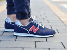 New Balance 373 Leather Sneakers for Men for Sale | Authenticity ...