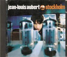 CD ALBUM 14 TITRES--JEAN-LOUIS AUBERT--STOCKHOLM--1997