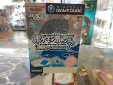 Pokemon Box game cube Jap