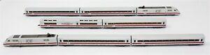 """N Scale Fleischmann 937440 InterCityExpress ICE """"Amtrak"""" Set"""