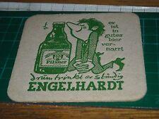 sottobicchiere beer mats birra bierdeckel engelhardt  060317