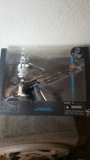star wars black series biker scout speeder