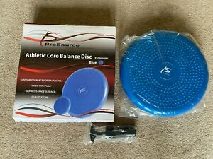 NEW Pro Source Athletic Core Balance Disc Workout Ab Abdominals Fitness