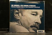 Joe Zawinul & The Zawinul Syndicate - Vienna Nights / Live... 2 CDs