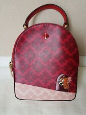 Kate Spade Tom and Jerry Convertible Backpack 2 Way Crossbody Satchel Tote