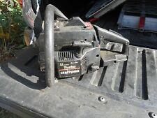 Craftsman Turbo 2.5C.I Chainsaw Powerhead Only