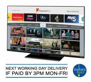 AVTEX 249DSFVP 24″ FULL HD WI-FI TV 12v, 24v, 240 Volt DC CARAVAN MOTORHOME TV