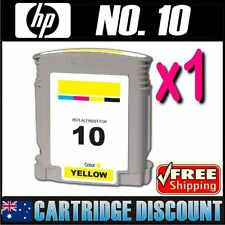 1x Yellow Ink for HP 10 C4843A Business 2600 2600TN 2600DTN 2800 2800dtn