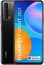 nuovo Huawei P Smart (2021) - 128GB - Black (Dual SIM) - Fotoc. 48Mp