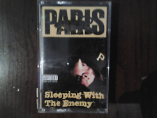 Paris Sleeping With The Enemy Tape RARE '92 Black Power Rap Public Enemy Hip-Hop