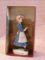 Kirsten American Girl Figurine by Hallmark, Collectible Figure In Original Box