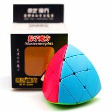 CuberSpeed Qiyi Mastermorphix stickerless 3X3 Magic cube Mofangge Mastermorphix